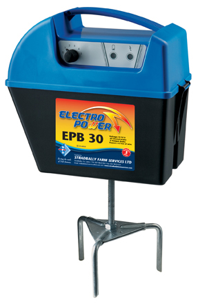 EPB 30 Battery Fencer