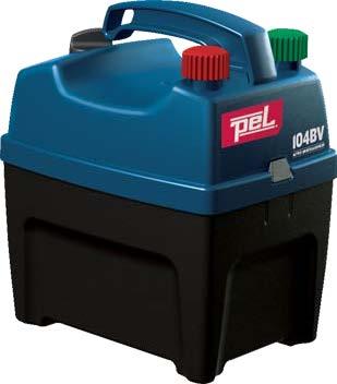 PEL 104BV Energizer info sheet